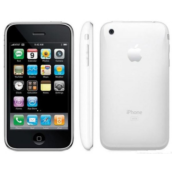 Apple iPhone 3G S 16 GB White Neverlocked