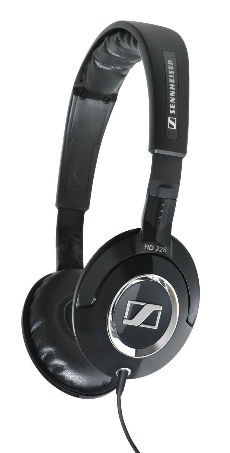 Наушники Sennheiser HD 228 Black