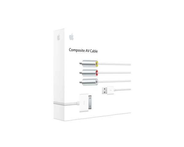 Кабель Apple Component AV Cable (MC748ZM/A)